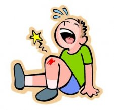 Breaking Leg Cartoons - ClipArt Best