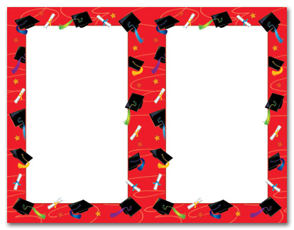 Graduation Borders Free - ClipArt Best