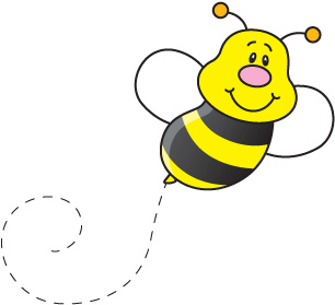 Clipart bees