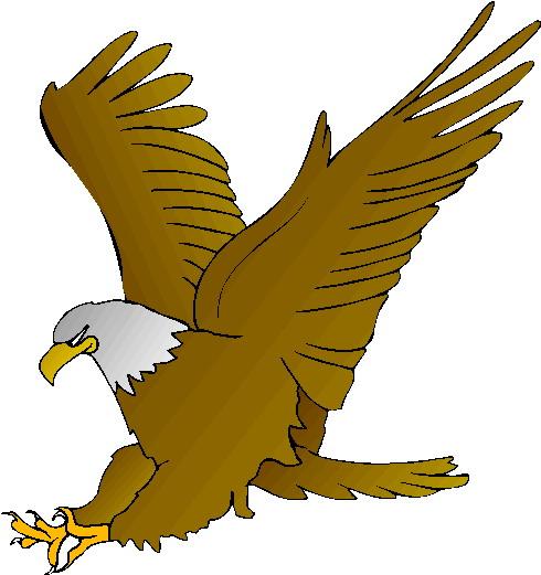 Clip Art - Clip art eagle 972527