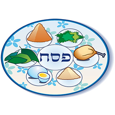 Happy Passover Clipart