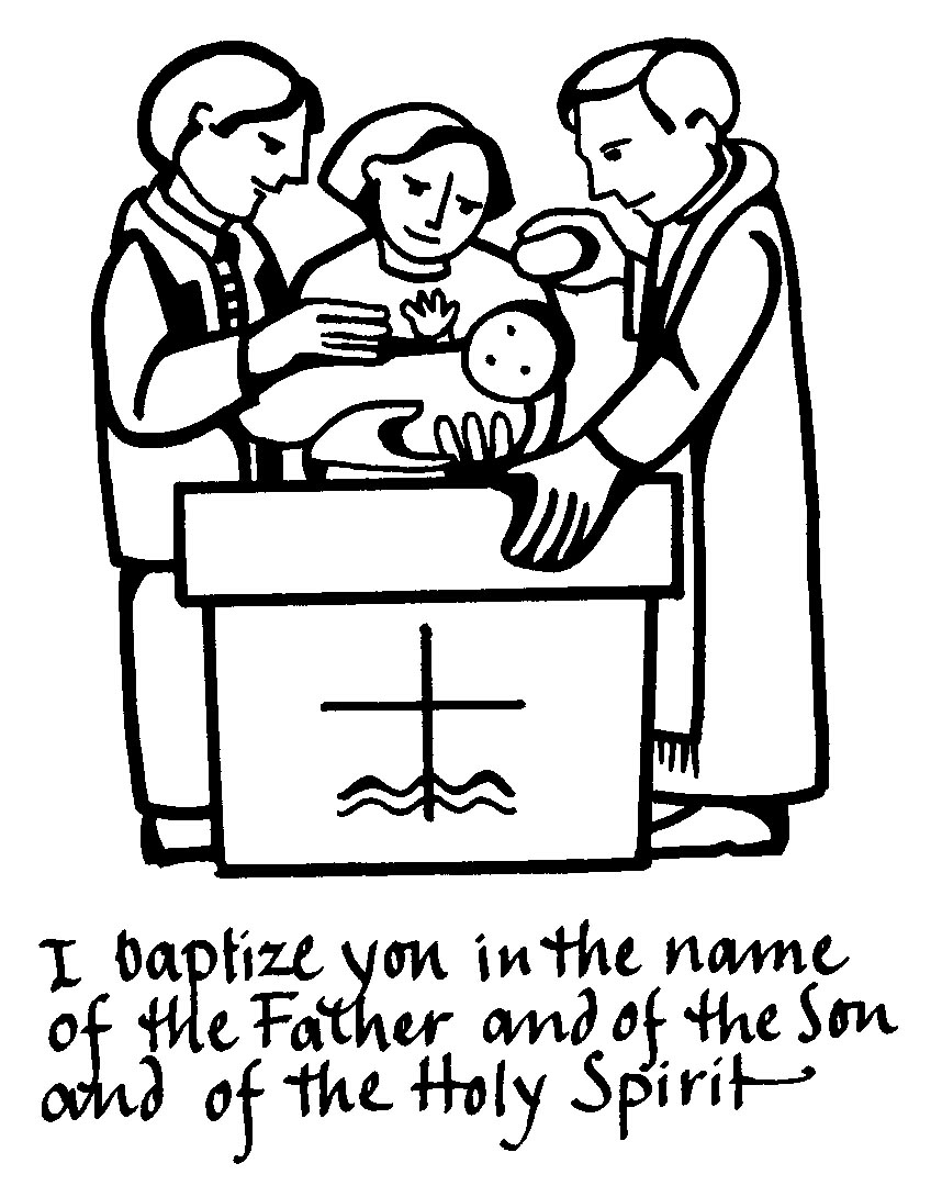 sacraments of the catholic church coloring pages - photo #22