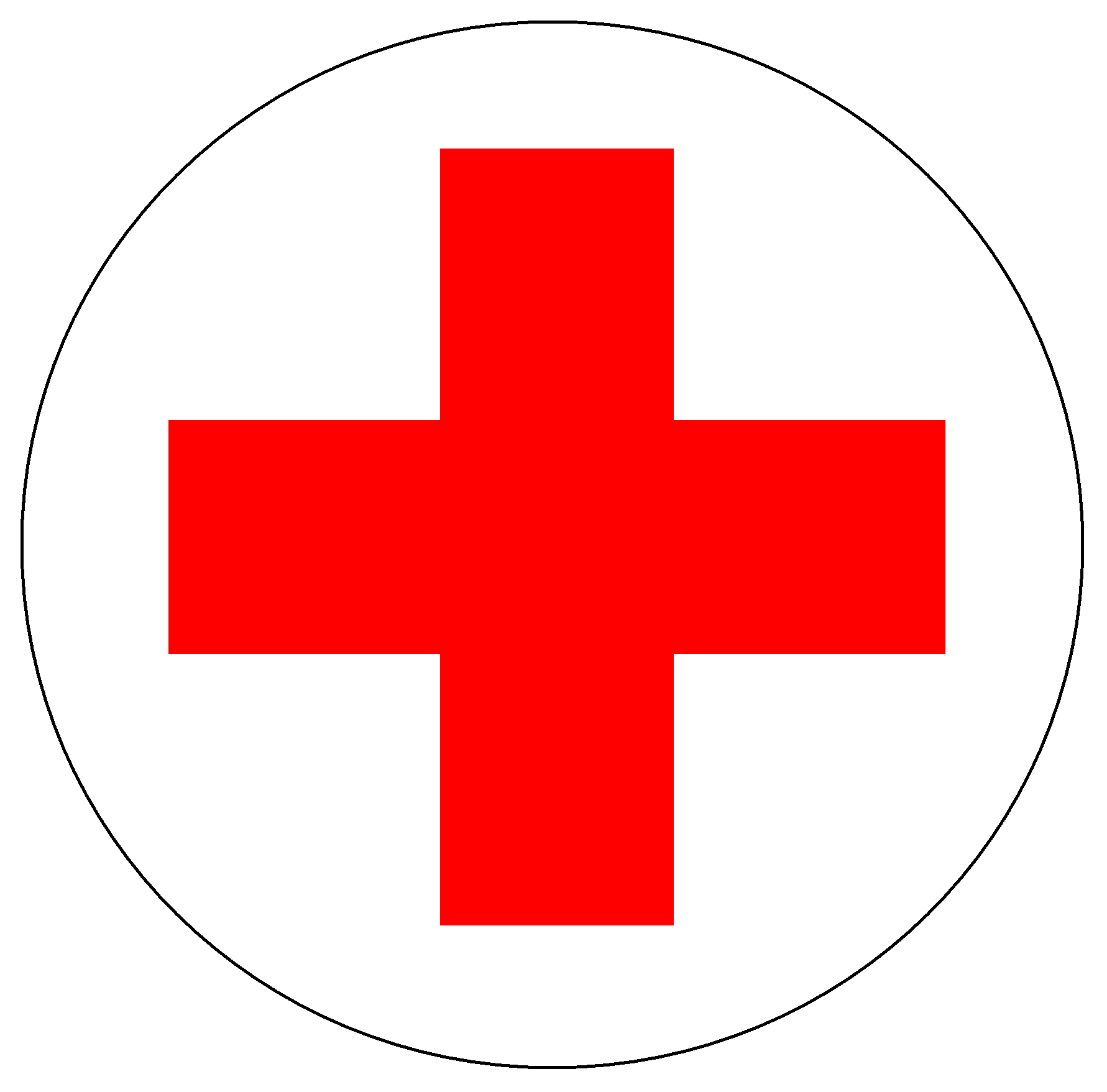 Red Cross Logo - ClipArt Best