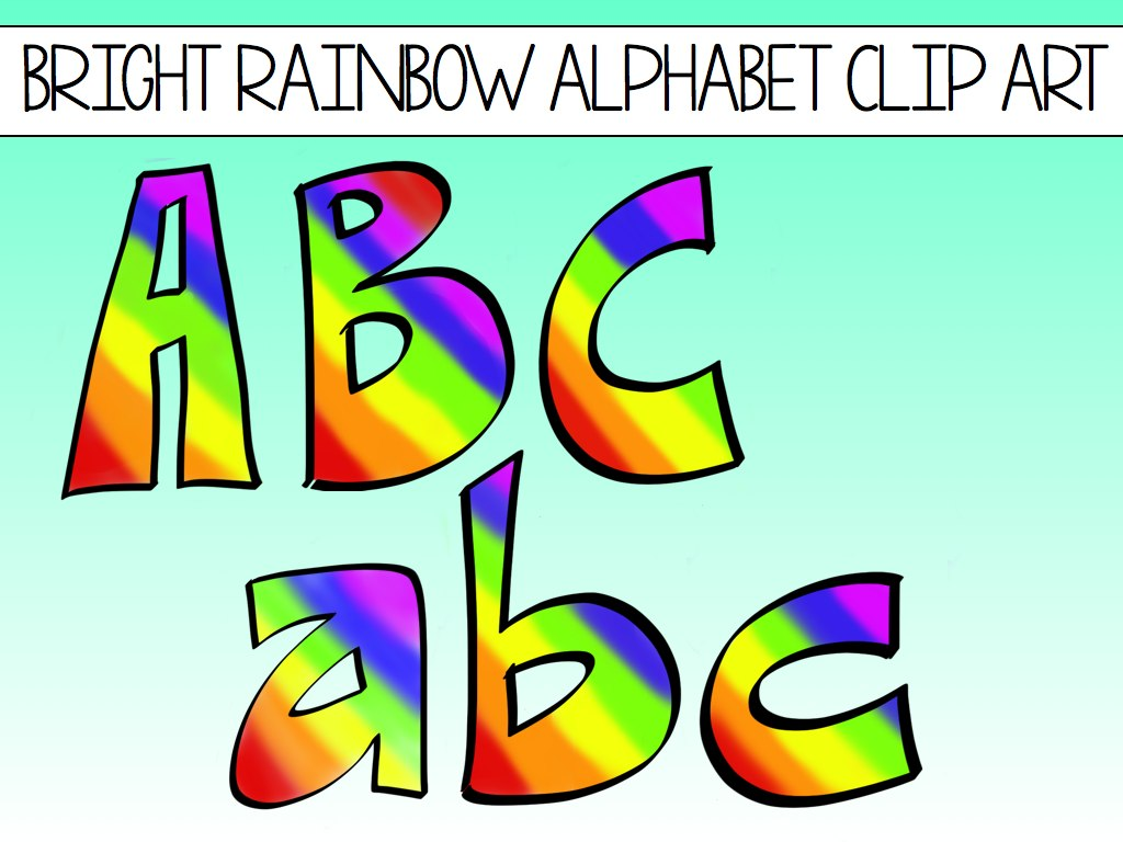 free clipart of alphabet - photo #22