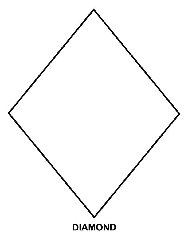 baseball diamond coloring pages - photo#15