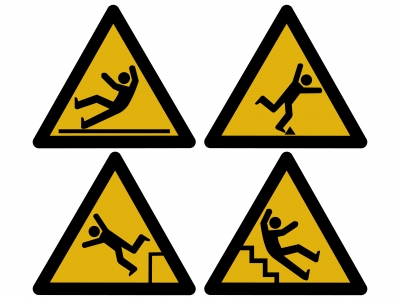 PICture Slip And Fall - ClipArt Best