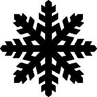 Snowflake Vector Art - ClipArt Best