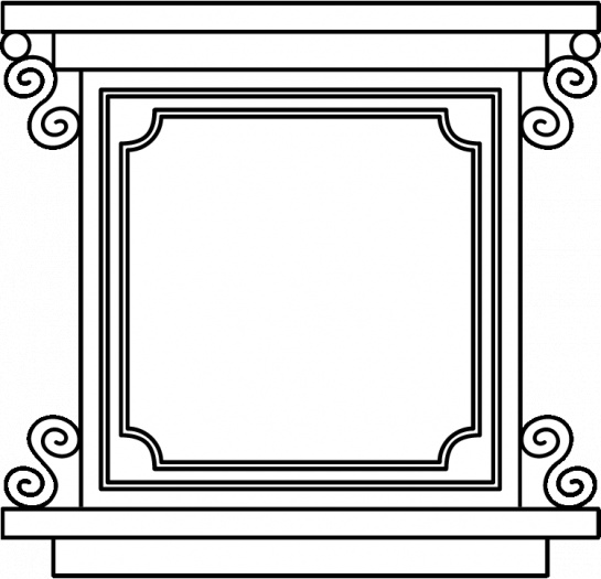 page border coloring pages - photo#42