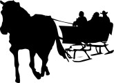Sleigh Clip Art Clip Art and Menu Graphics - MustHaveMenus( 8 found )