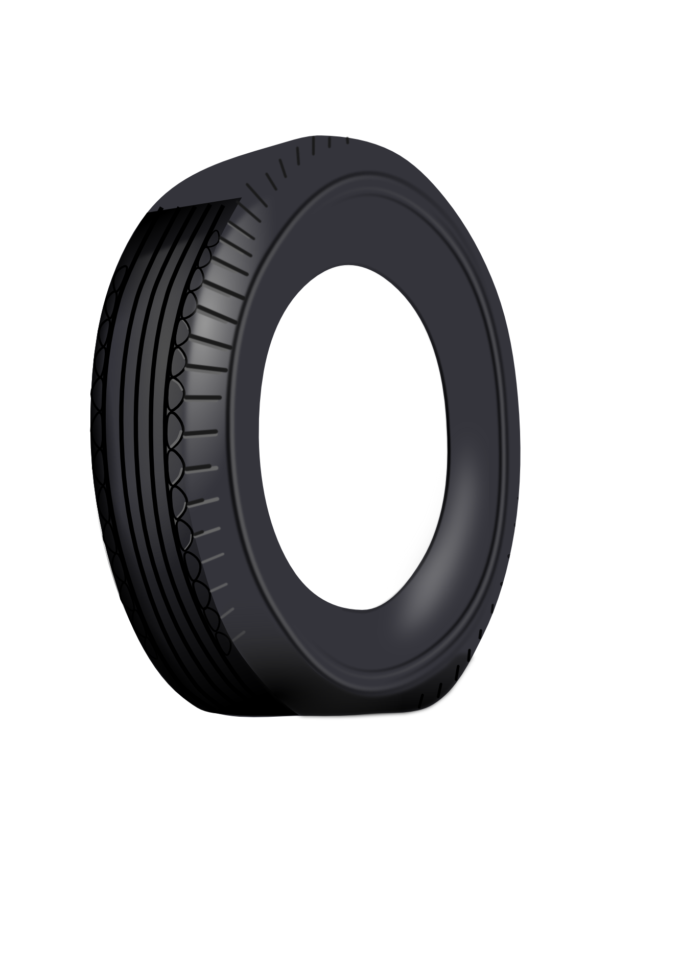 Tire Vector - ClipArt Best