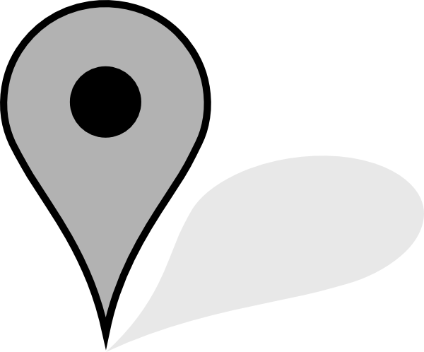 Free Google Maps Pointer Icon: Google Maps Logo Vector Free