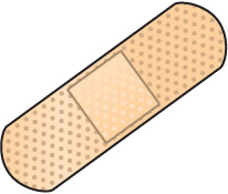 Picture Of Band Aids - ClipArt Best