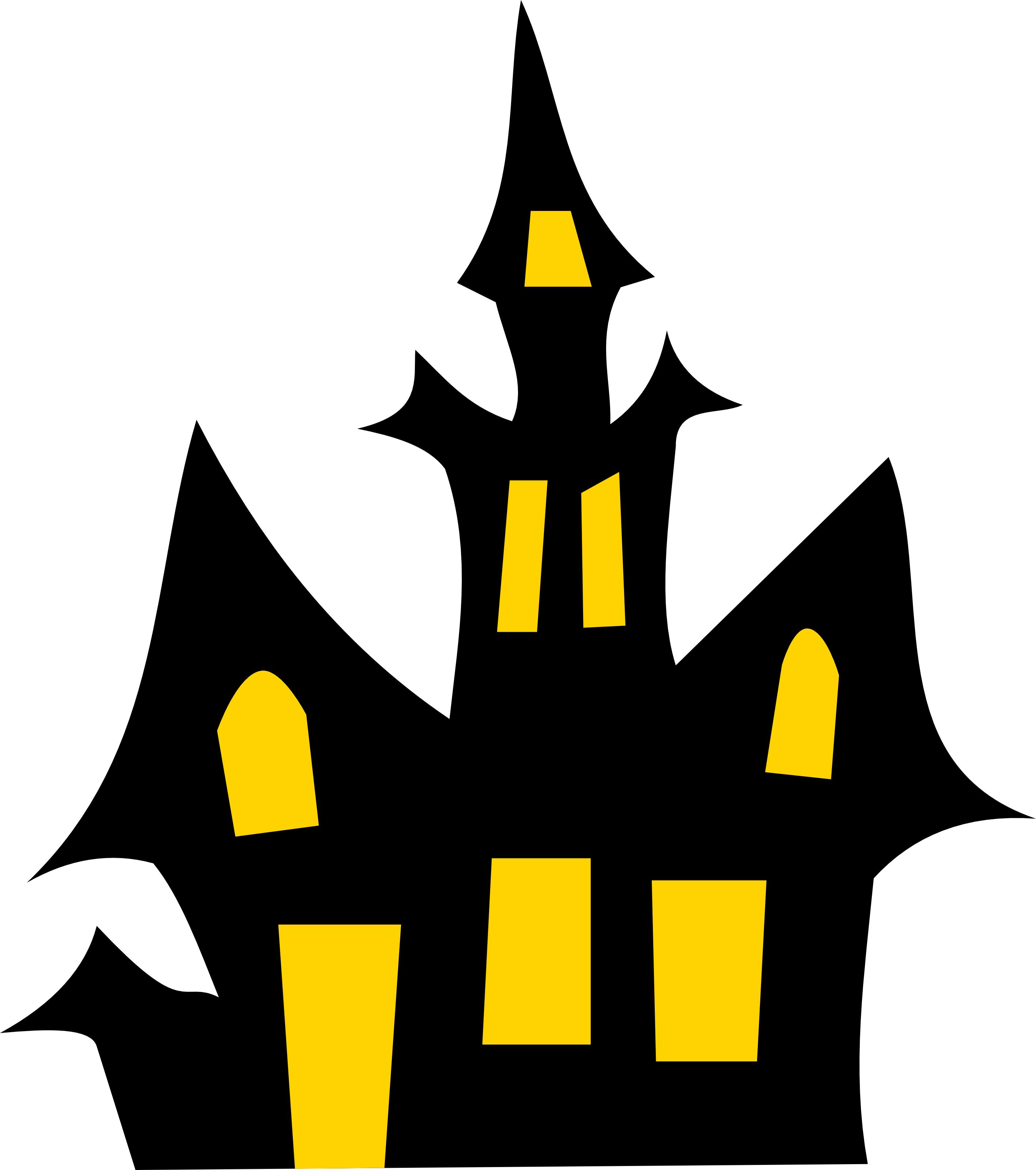 Halloween Tree  Download Free Vector Art Stock Graphics