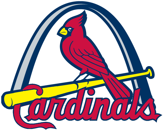 St. Louis Cardinals With Arch - ClipArt Best
