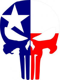CUSTOM TEXAS FLAG DECALS and TEXAS FLAG STICKERS