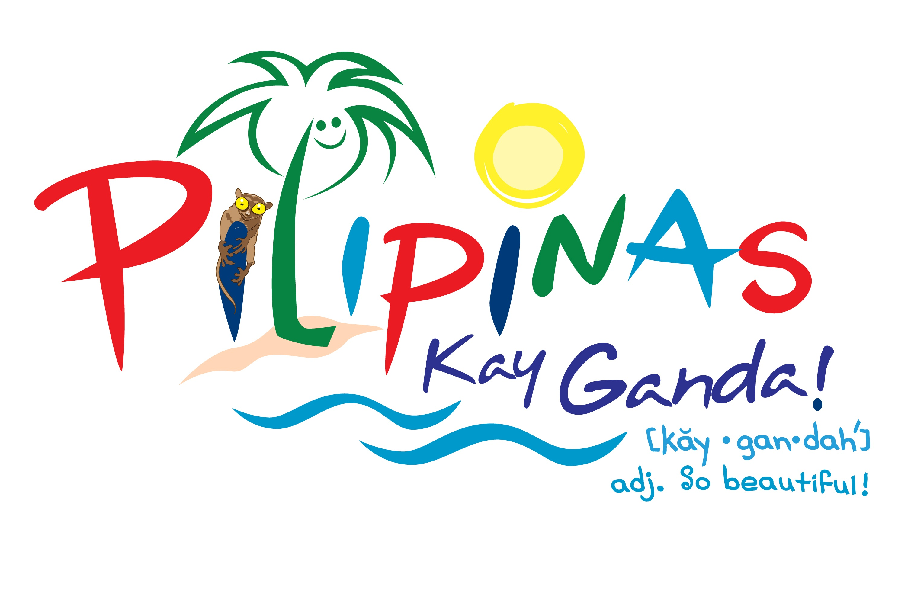 Pilipinas Kay Ganda: Philippines New Brand from the Department of ...