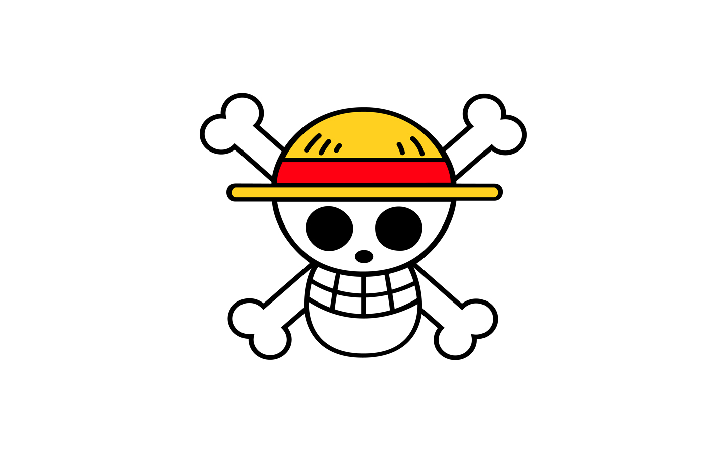 One Piece Flag Wallpaper - ClipArt Best