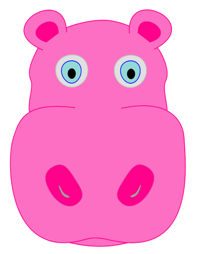 Hippo Clipart - ClipArt Best