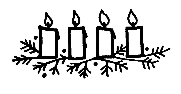 Advent Candle Clip Art - ClipArt Best