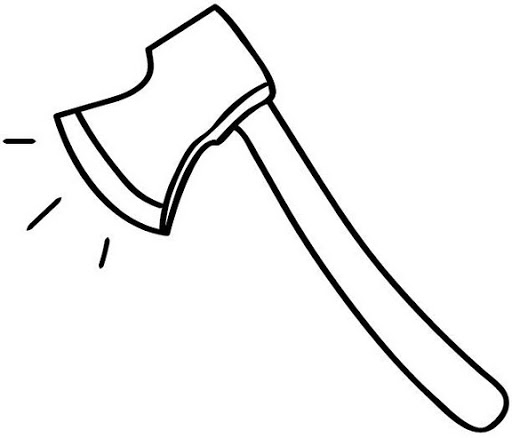 12 hatchet coloring pages . Free cliparts that you can download to you ...