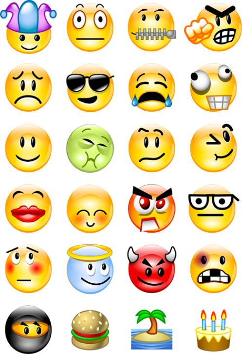 emotion smiley faces - photo #16
