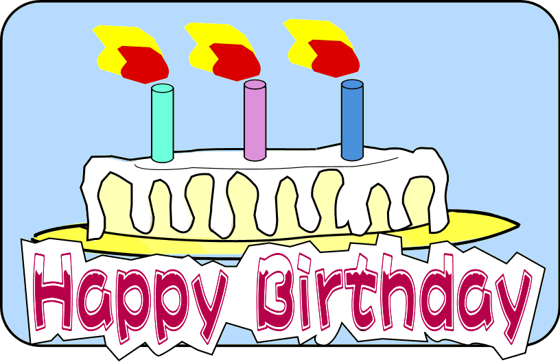 clip art free birthday cards - photo #25