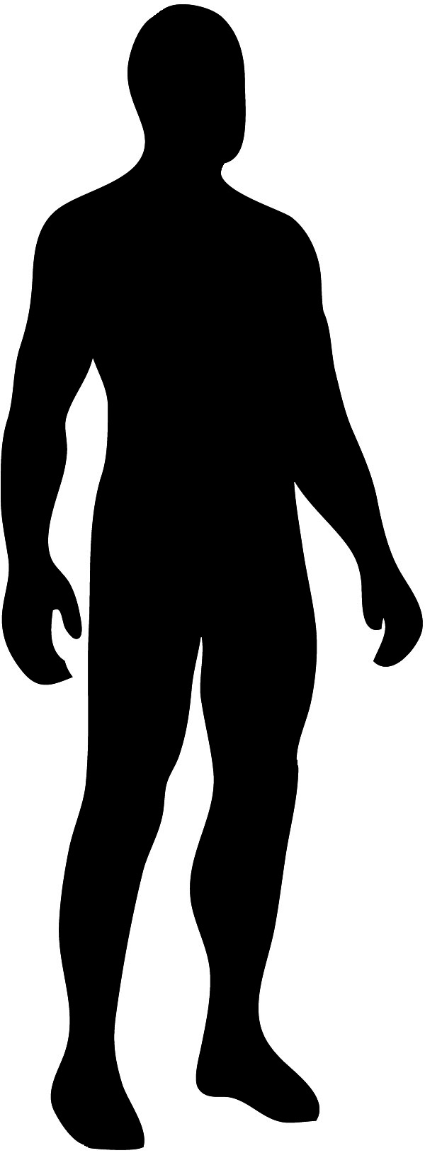 Human Body Outline Png - ClipArt Best