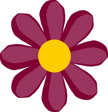 Cartoon Flowers Clipart - ClipArt Best