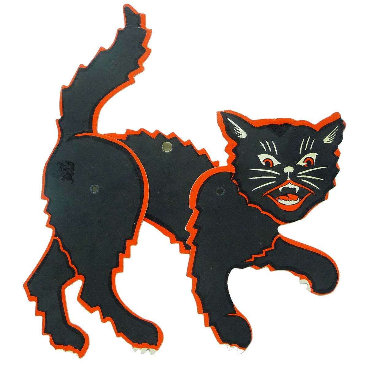 Halloween Black Cat Pictures - ClipArt Best