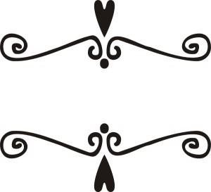 Swirl Design Border - ClipArt Best
