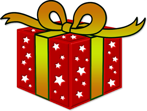 free clipart pictures of christmas presents - photo #8