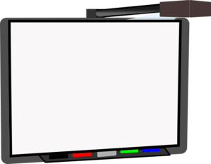 small-smart-board-blank-md.png - ClipArt Best - ClipArt Best