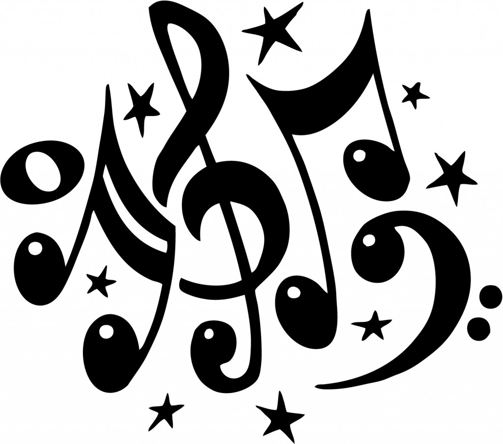Cool Music Note Drawings - ClipArt Best