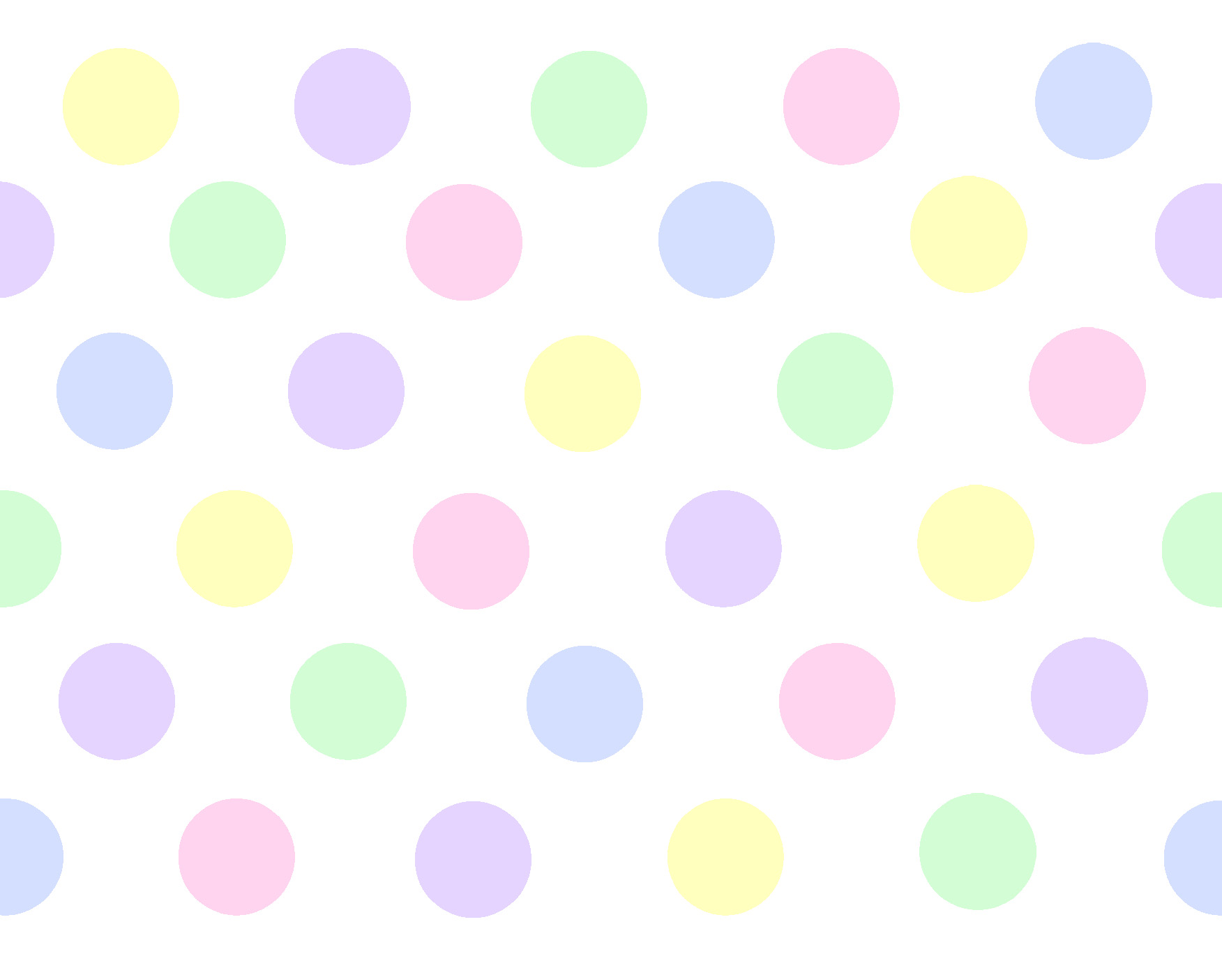 Free Polka Dot Background - ClipArt Best