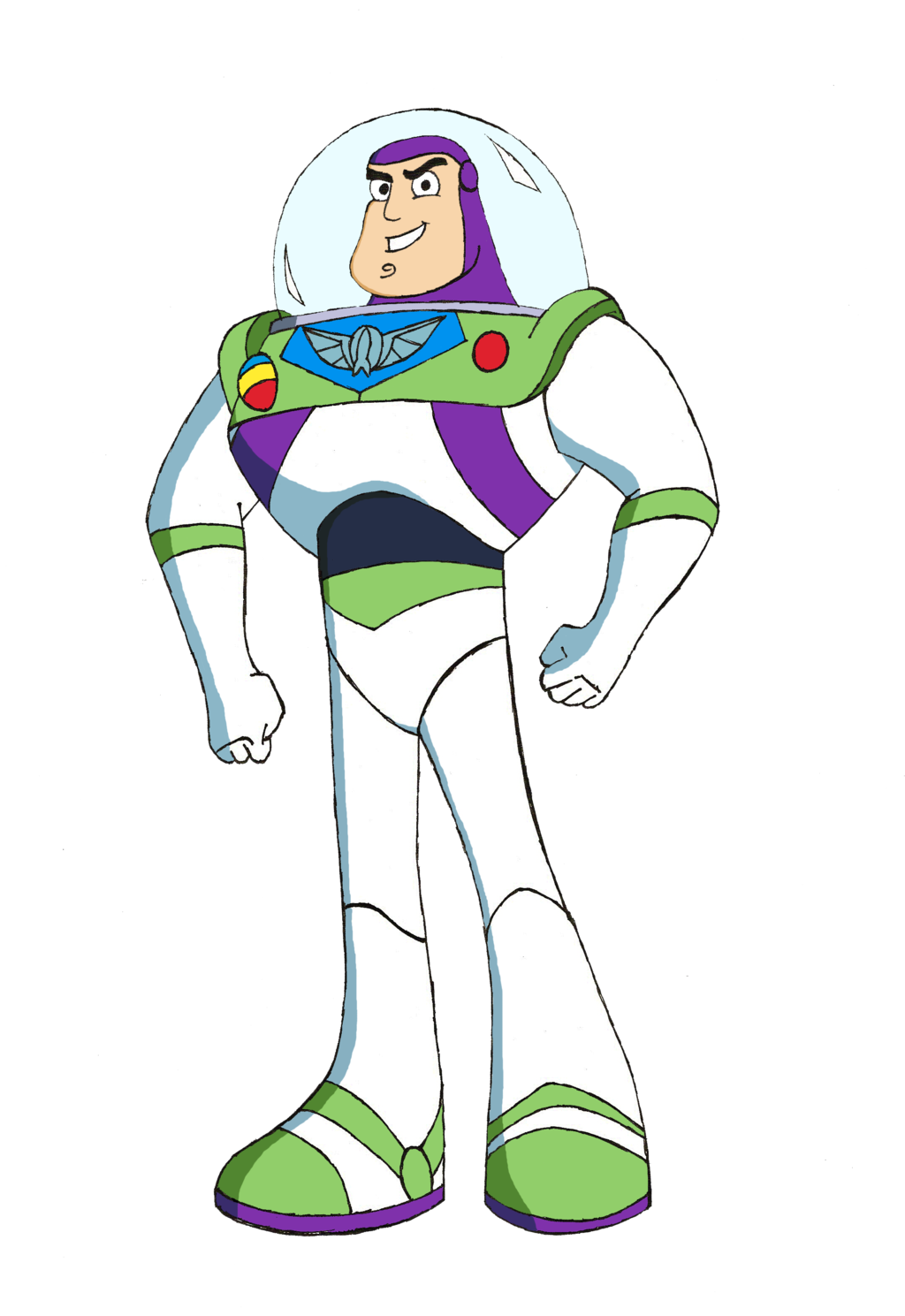 Buzz Cartoon - ClipArt Best