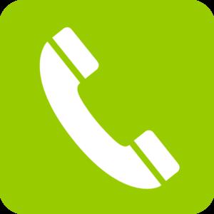 Phone Green Press Clip Art - vector clip art online ...