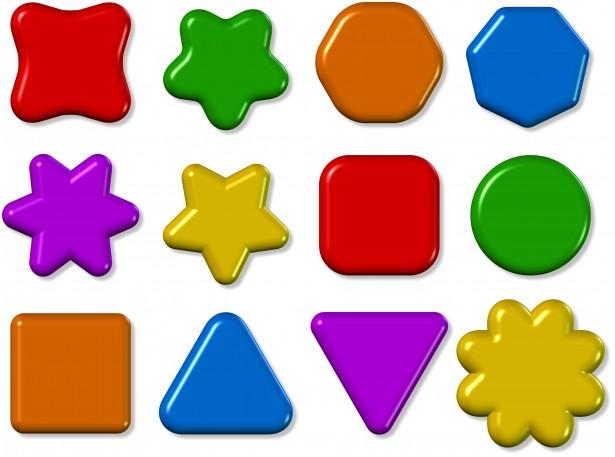 shape clip arts