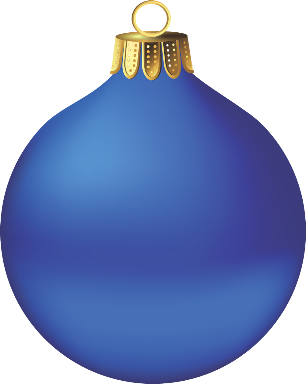 Transparent Christmas Blue Ornament Clipart - ClipArt Best - ClipArt ...
