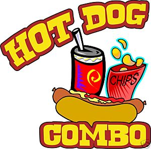 Hot Dog Concession Stand For Sale