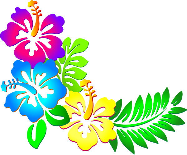 free clip art hawaiian christmas - photo #2