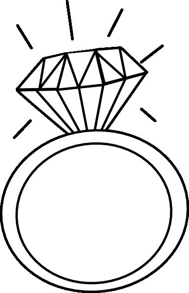Engagement Ring Royalty Free