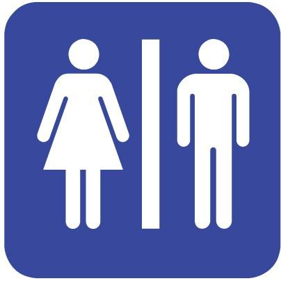 Ladies Jents Toilet Location Pic - ClipArt Best
