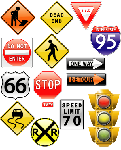 Traffic Light Sign - ClipArt Best