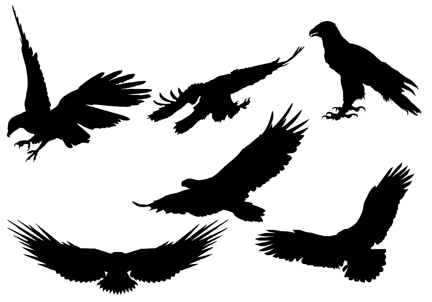 eagle vector clipart free download - photo #18