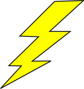Pix For > Electric Bolt Clip Art - ClipArt Best - ClipArt Best