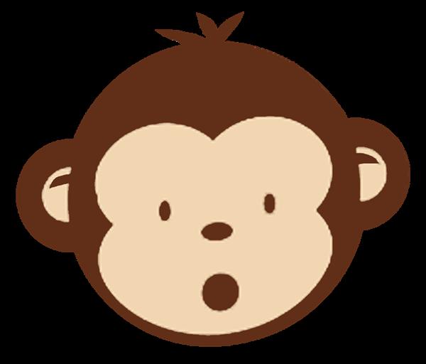 Clip Art Free Baby Girl Girl Monkey Clip Art