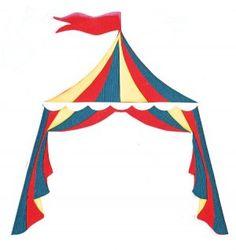 Clip Art Circus Tent Clipart circus tent clipart best clipart