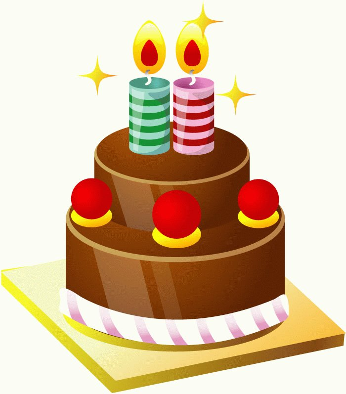 vector birthday cake . Free cliparts that you can download to you ...