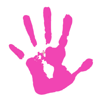 Handprint Pictures - ClipArt Best