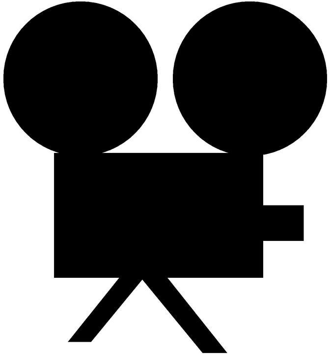 movie camera logo clipart best